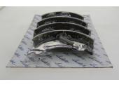 Kit de frein complet 20-2425/1 Autoflex 200x50mm remorque Lider