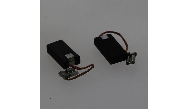 Jeu de 2 charbons pour marteaux perfo Bosch adaptable 1617014122