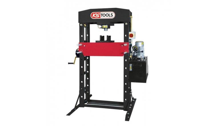 Presse Hydraulique motorisé 50 T - Ref 160.0116 - KS Tools