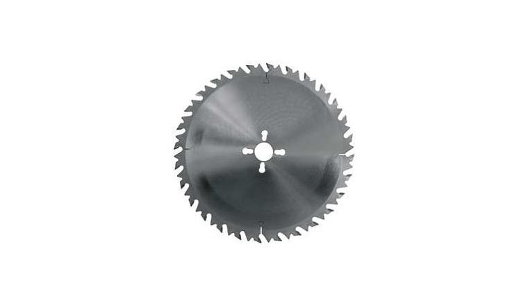 Lame de scie circulaire carbure 600mm Al30 40 dents