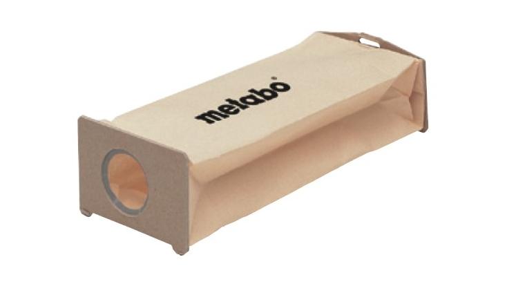 5 Sacs à poussière pour ponceuse METABO 6.31288