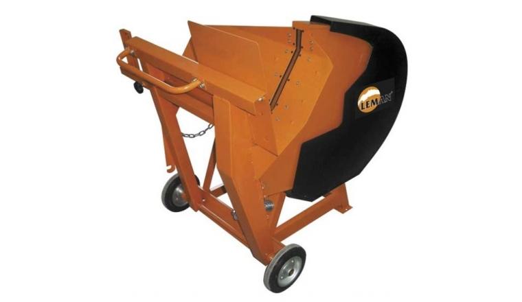 Scie à bûches électrique 2600W / 500 mm LEMAN LOSAB500