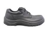 Chaussure basse de sécurité Coverguard S3 cuir noir - du 41 au 45