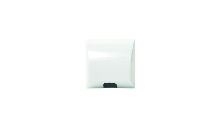 Mécanisme sortie de câble blanc brillant CASUAL - Debflex 742214