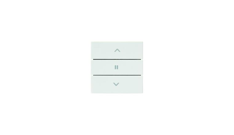Mécanisme commande volet blanc brillant CASUAL - Debflex 742274