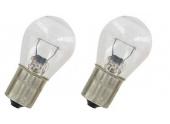Ampoule poirette 12V/24V 21W/5W