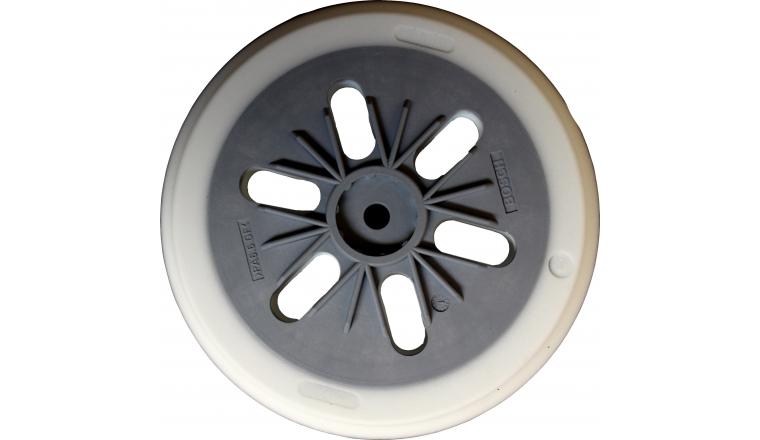 Plateau de ponçage extra-souple 150mm pour Bosch GEX 150 et 125 - Bosch 2608601114