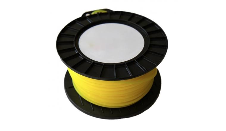 Fil Nylon pour Débroussailleuse Épaisseur 2.7 mm