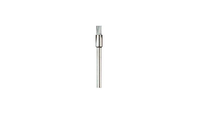 Dremel 443 - Lot de 3 brosses métalliques 3,2mm