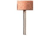 Dremel 8193 - Lot de 2 meules à rectifier en oxyde d\'aluminium 15,9mm