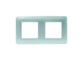 Plaque de finition double alu CASUAL - Debflex 742022