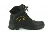 Chaussure de sécurité haute BORNEO BLACK Puma