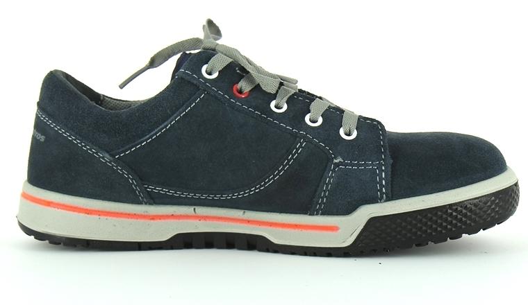 Chaussure de sécurité basse FREESTYLE BLUE Albatros