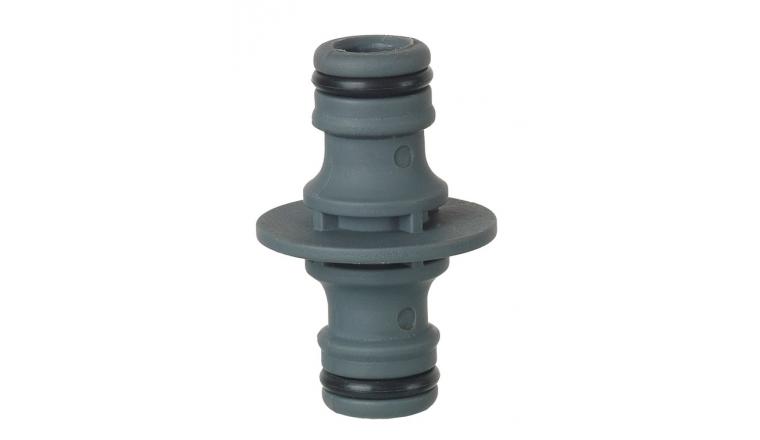Connecteur / Raccord double mâle PVC