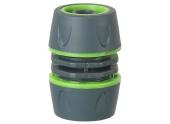 Raccord réparateur pour tuyau d'arrosage Ø12 à Ø15 mm