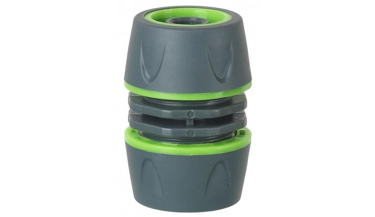 Raccord réparateur pour tuyau d\'arrosage Ø12 à Ø15 mm