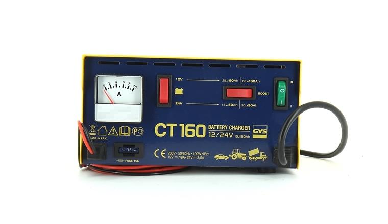 Chargeur de batterie CT 160 Gys