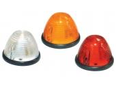 Feu de position à poser - blanc, orange, rouge