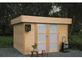 Abri de jardin en Bois ODENSE Solid 8.64 m² S8323