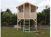 Abri de jardin en Bois PLAYHOUSE Solid 2.22 m² S8405