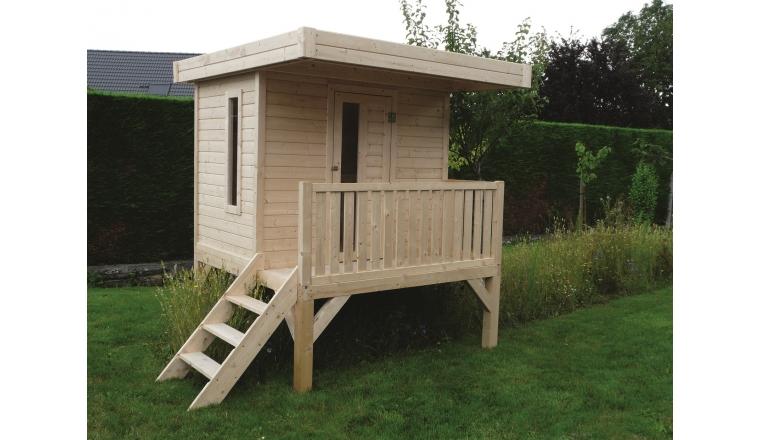 Abri de jardin en Bois PLAYHOUSE Solid 3.24 m² S8414