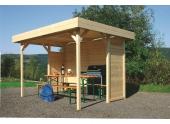 Pavillon en Bois REGENSBURG Solid 5.32 m² S710