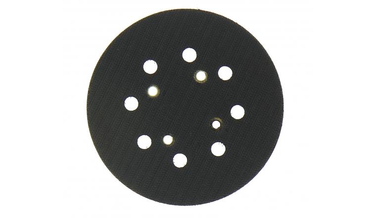 Plateau velcro 125mm pour ponceuse SKIL - 2610396563