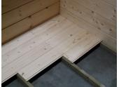 Plancher en bois Solid S8522-1 Autoclave