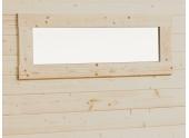 Fenêtre fixe en Bois Solid S8079