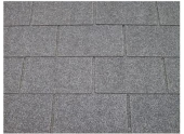 Revêtement de toit Shingles Gris Solid 27 m² 9X-S577