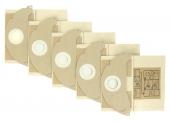 Lot de 5 Sacs d'aspirateur papier 6.904-322.0 KARCHER