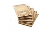 Lot de 5 sacs d\'aspirateurs papier 6.904-263.0 KARCHER