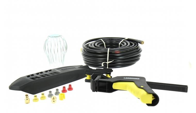 kit de nettoyage pour goutti re et canalisation. Black Bedroom Furniture Sets. Home Design Ideas
