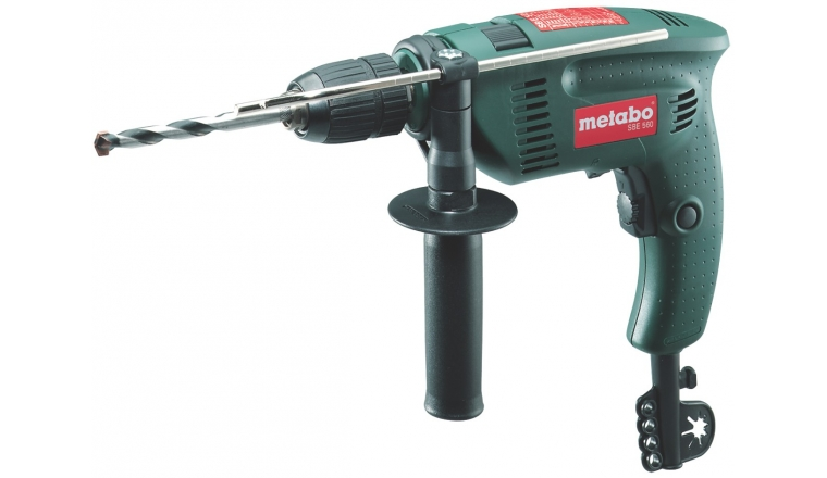 perceuse percussion 650w metabo. Black Bedroom Furniture Sets. Home Design Ideas