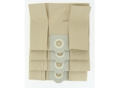 Lot de 4 sacs d'aspirateur papier pour aspirateur eau et poussière