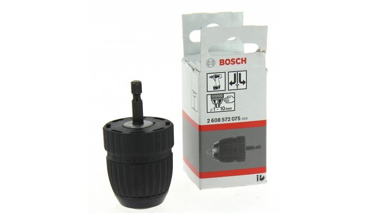 Mandrin automatique 1-10 mm adaptateur hexagonal 1/4\