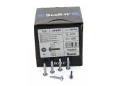 Boîte de 500 Vis à Tête Cylindrique Cruciforme Ø 4.2 de 13 à 16 mm SCELL-IT