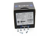 Boîte de 500 Vis à tête cylindrique cruciforme Ø 3.5 x 16 mm SCELL-IT