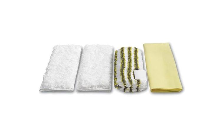 Lot de 4 chiffons microfibre sp cial salle de bain - Nettoyeur vapeur salle de bain ...