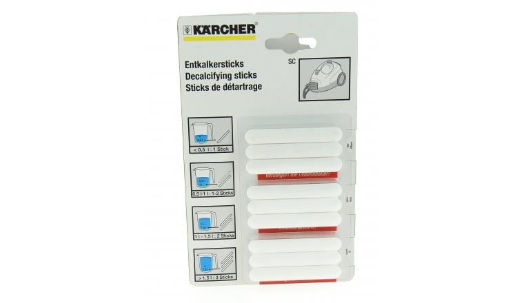 Stick de Détartrage RM 511 (6.295-206.0) pour Nettoyeur Vapeur  SC KARCHER