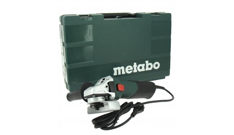 Meuleuse 900W 125mm - Metabo W9-125