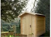 Abri de Jardin en Bois BEX Madeira 2.43 m² Ref 2273