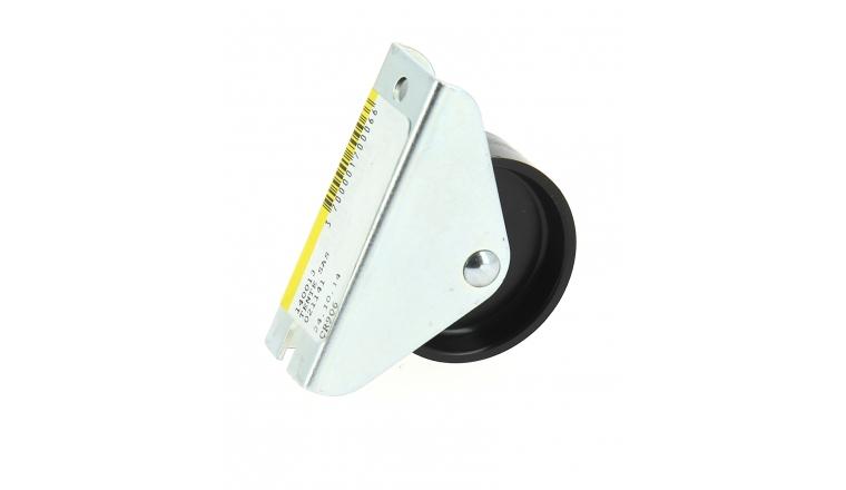 Roulette Fixe à Fixation platine Ø de 45 à 14 mm