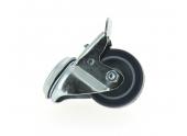 Roulette Pivotante à Oeil Ø 50 à 100 mm