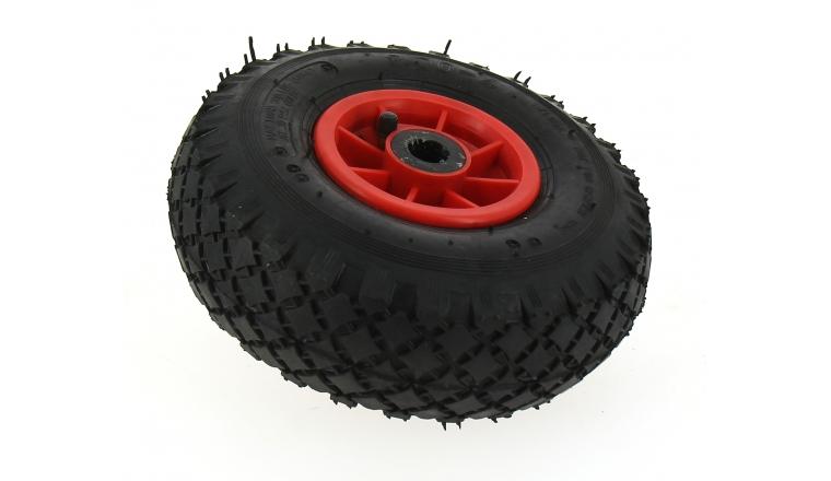 roue gonflable 260 mm pour chariot de tranport. Black Bedroom Furniture Sets. Home Design Ideas