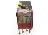 Boîte de 200 Vis à tête fraisée Pozidriv Filetage Partiel Ø 5 x 80 mm ROCKET