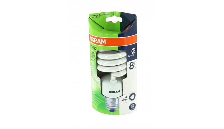 Lampe Fluocompact E27 Globe 23 W DULUXSTAR - OSRAM