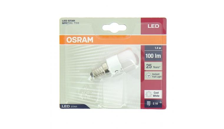 Lampe LED E14 Tube LED STAR SPECIAL T 26 - OSRAM