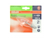 Lampe Halogène E14 Flamme 25 W CLASSIC ECO SUPERSTAR - OSRAM