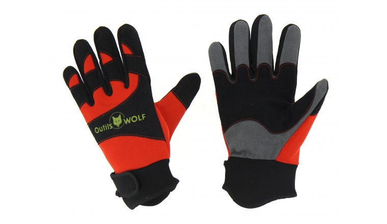 Gants Premium Multi-Usage Taille 8 à 10 GPR - Outils Wolf
